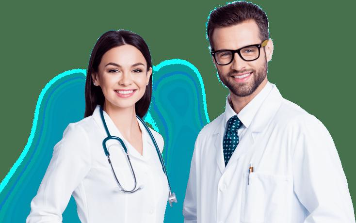 Пошук лікаря