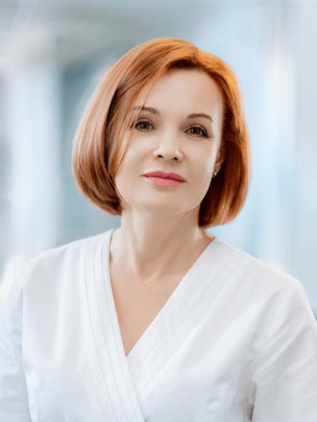 Єрофєєва Оксана Володимирівна