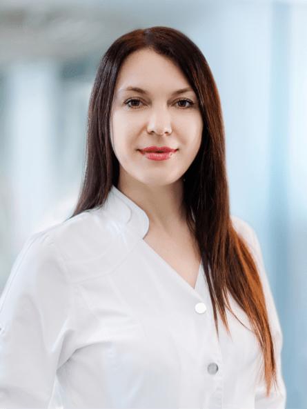 Осташевська Ірина Миколаївна