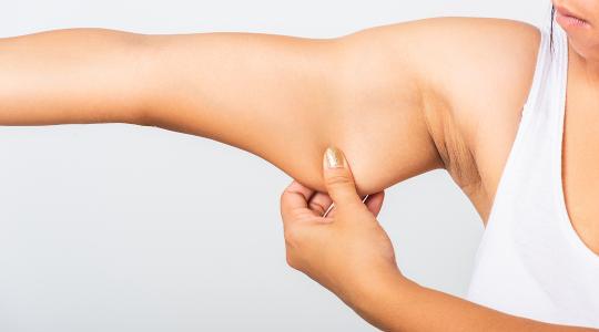 Подтяжка рук (брахиопластика)