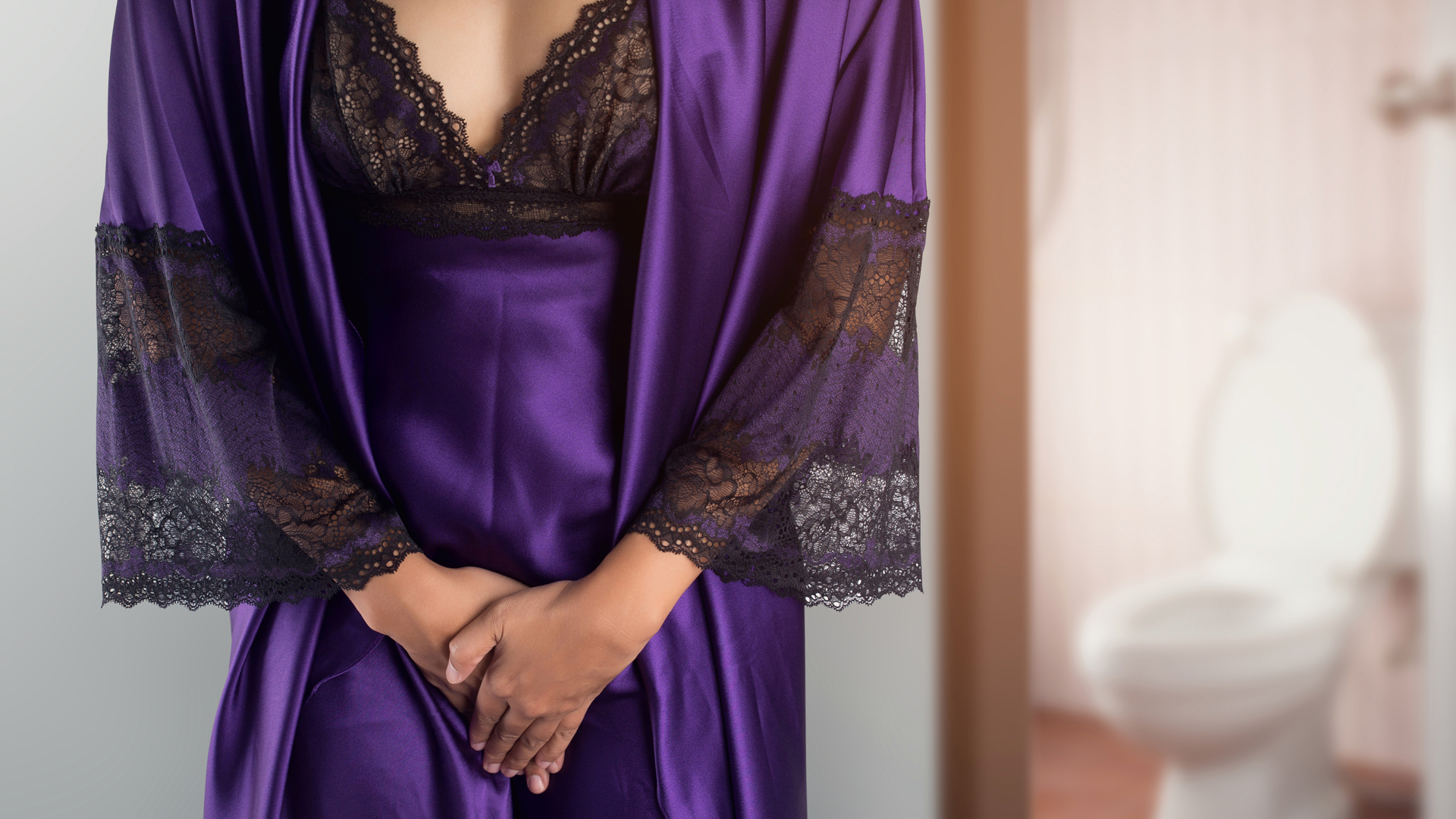 О чем молчат женщины: синдром недержания мочи