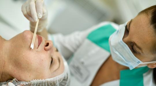 Лазерное удаление сосудистых новообразований кожи