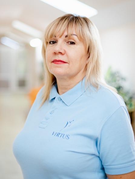 Юрченко Тетяна Олександрівна