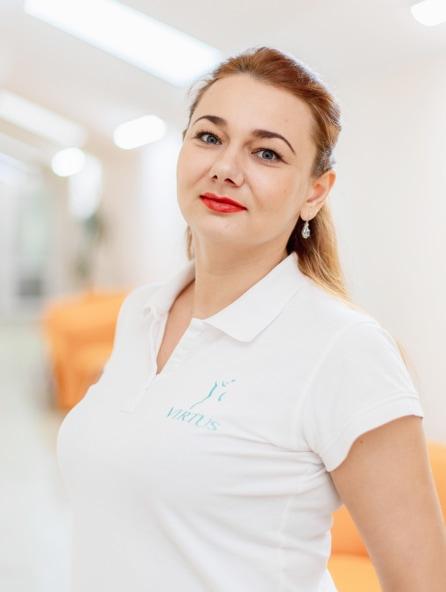 Романова Ольга Олександрівна