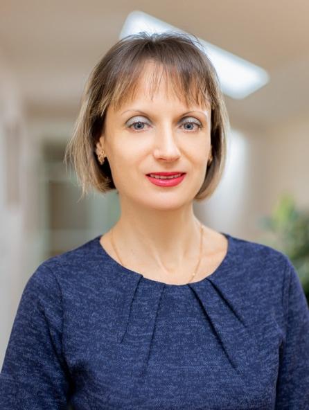 Ковач Вікторія Федорівна