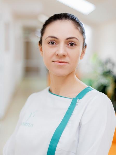 Горбурова Лілія Сергіївна