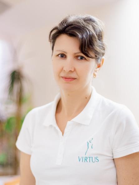 Томіч Інна Олександрівна