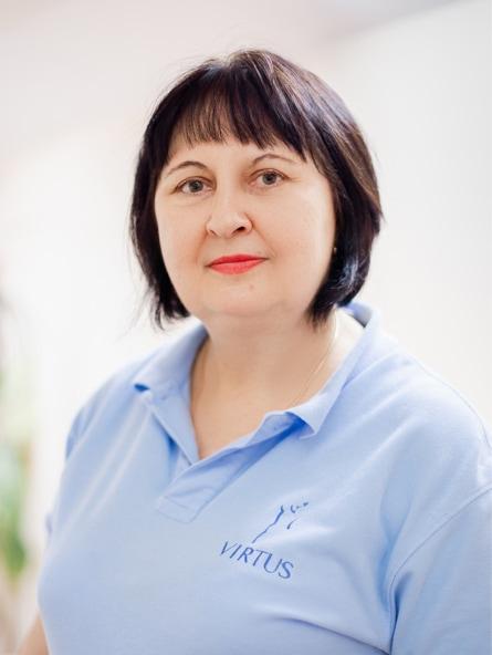Листопад Інна Сергіївна