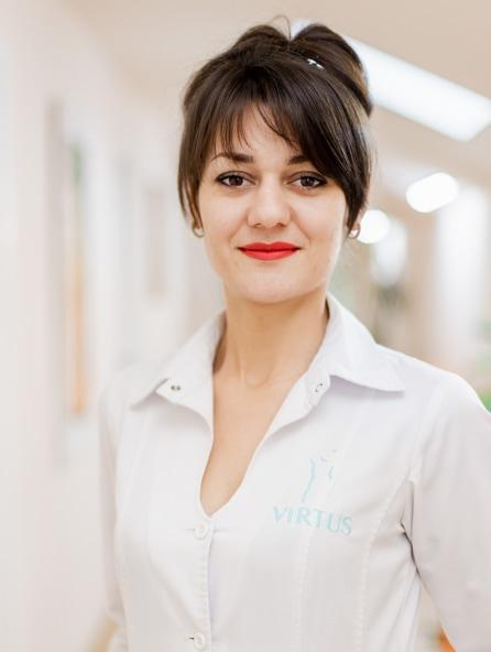 Тягий Татьяна Юрьевна
